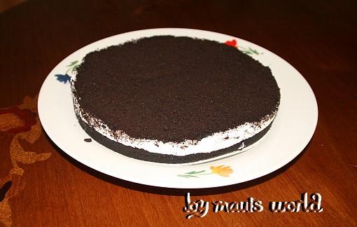 Royal Oreo Cake Oreo Kuchen Mauis World