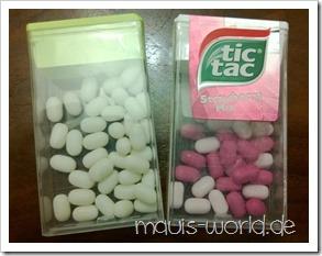 Bonbon Tic Tac